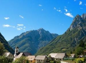 Majówka w słoweńskich Alpach dla 4: 1173 PLN/os!