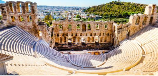 Wakacje w Grecji – Ateny z Łodzi 212 PLN