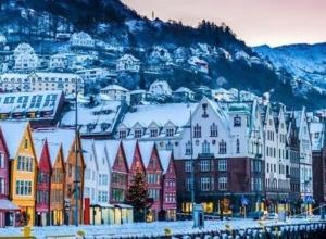 Bergen na 4-dniowy pobyt za 374 PLN (loty ze Szczecina + apartament)
