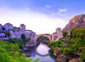 Bośnia i Hercegowina w wakacje: 3* hotel z HB za 891 zł
