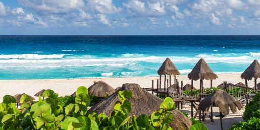 Wylot 15 grudnia z Warszawy do Cancun na dwa tygodnie.