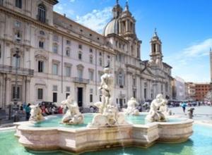 3-dniowy pobyt w Rzymie z Warszawy za 362 PLN (loty + noclegi ze śniadaniami)