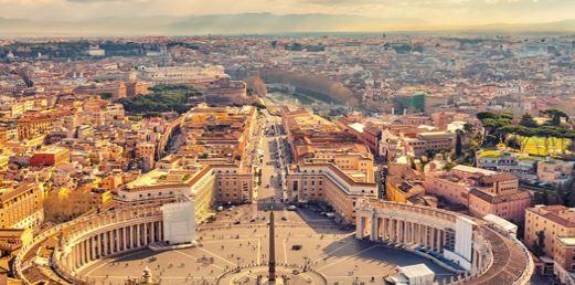 Rzym i Neapol w jednej podróży z Warszawy za 187 PLN
