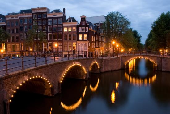Tanie loty do Amsterdamu z Katowic za 208 PLN