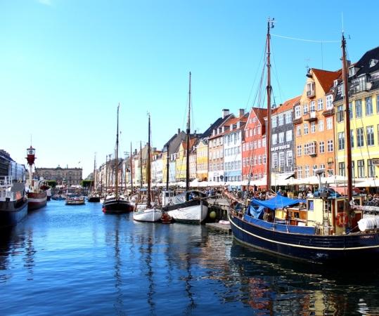 Tanie loty do Danii (Aarhus) z Gdańska za 38 PLN