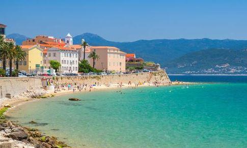 Wakacyjne loty na Korsykę – Bastia z Berlina za 341 PLN