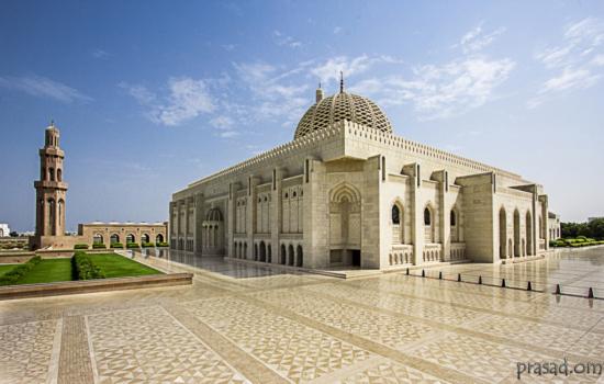 Luksusowy urlop z all inclusive w 5* hotelu w Omanie za 2864 PLN!