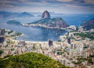 Rio de Janeiro z Polski – wyprzedaż lotów KLM i Air France