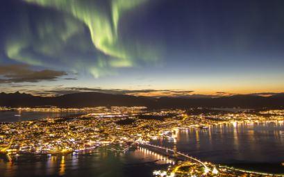 Tanie loty za koło podbiegunowe: Tromsø od 118 PLN!