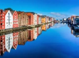 Tanie loty do Trondheim z Gdańska za 93 PLN (termin z majówką)
