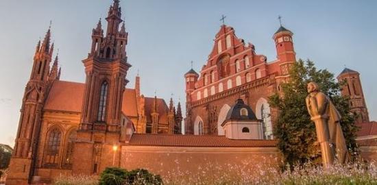Pomysł na wakacyjną podróż: Połąga + Wilno z Warszawy za 274 PLN