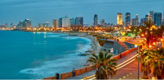 Tel Awiw na wakacje – loty do Izraela od 208 PLN