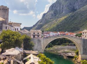 Wakacje: loty do Bośni i Hercegowiny z Berlina od 95 PLN