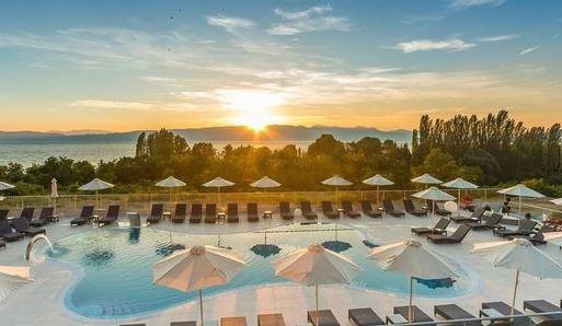 Tydzień w 5* hotelu SPA z wyżywieniem nad Jeziorem Ochrydzkim za 1669 PLN! Również dla rodzin!