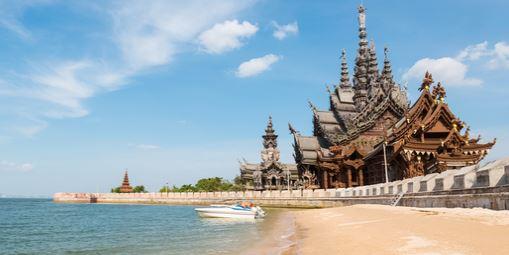 Tajlandia: Tydzień w Pattaya za 2336 PLN! Loty Qatarem, 4* hotel ze śniadaniami & taxi