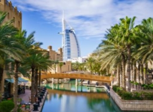 Wakacyjny tydzień w Dubaju za 995 zł (hotel ze śniadaniami)