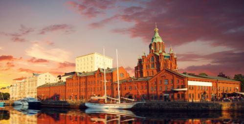 Fińska wycieczka: Helsinki, Rauma i Turku z Gdańska za 95 PLN (loty + przejazdy)