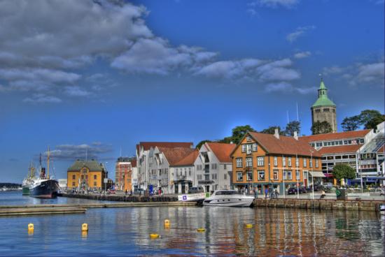 Wakacyjna podróż do Skandynawii za 378 PLN. Loty do Stavanger ze Szczecina + 3 noclegi